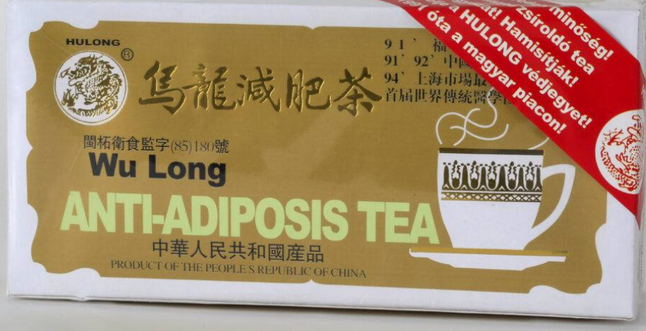 wulong fogyasztó tea